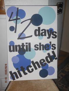 Bridal Shower Poster