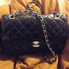 chanel bag - $180