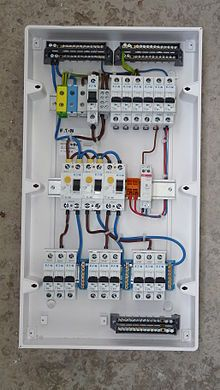 3 Phase Wiring Diagram For House Electrical Panel Wiring