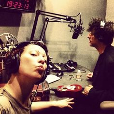 Amanda Palmer & Neil Gaiman.  <3