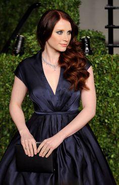love her hair color, Bryce Dallas Howard