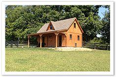 Miniature Barns | Multi-Purpose Modular | Horse Barns