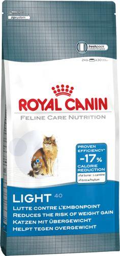 Royal canin light 40 pienso para gatos. Pienso para gatos / Comida para gatos seca Royal Canin para gatos · fcn light 40. Indicado para adultos menores de 7 años de todas las razas con problemas de sobrepeso. Ingrediente principal: Ave. En Petclic ahorras mas de un 35% en todas tus compras de piensos y alimentación para gatos. Todas las garantías. Toda la seguridad que necesitas y mas de 5.000 productos de alimentación rebajados. www.petclic.es
