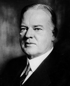 """Did He Just Say That?  ~  Herbert Hoover  ~   """"The fundamental business of the country, that is, production and distribution of commodities, is on a sound and prosperous basis.""""  ~  Thus declared President Hoover on Oct. 25, 1929. Sound familiar? Four days later, the stock market crashed, depression followed and Hoover became a joke. And yet all of this seemed to have been news to John McCain."""
