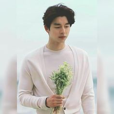 Gong yoo Goblin drama Was never a fan of Korean Drama until I got the chance to see this flowers Korean Celebrities, Korean Actors, Buckwheat Flower, Goblin The Lonely And Great God, Goblin Korean Drama, Goblin Gong Yoo, Shu Qi, Goblin Kdrama, Ji Eun Tak