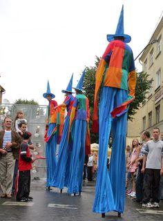 The Sea Festival in Klaipėda, Lithuania
