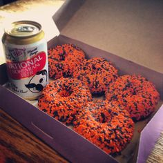 O's Opening Day donuts #orioles #food