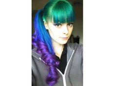 Fotogallery: Capelli verdi, un'idea originale per l'hairstyle - foto 27 di 41