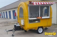 Small Food Trailer, Food Trailer For Sale, Trailers For Sale, Concession Trailer For Sale, Concession Food, Kitchen Sale, Basic Kitchen, Mobile Restaurant, Food Business Ideas