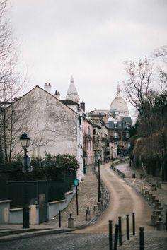 Montmartre — Charlotte Margot - Creative Musings