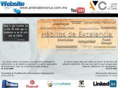 Sigue los 18 Hábitos de Excelencia en mi Página de Facebook.