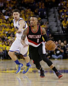 Damian Lillard gets tested by Warriors, looks for rebound - Houston Chronicle
