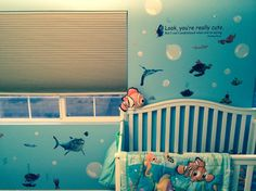 Nursery Themes Ideas Finding Nemo Baby Shower Boy Or