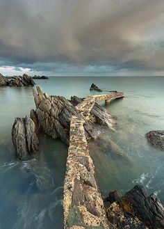 Under My Feet, North Coast, Ireland.