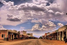 "Tombstone, Arizona, our ""because we're bored of L.A."" trip 2013."
