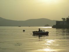 Udaipur, early morning, Rajasthan