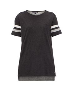 Tommy Hilfiger Lilith sportief T-shirt in katoenblend