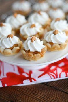 Butterscotch Cream Pies