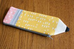 Pencil Case--so cute!