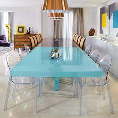 Cadeiras Transparentes | chataspradecorar.com.br