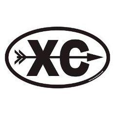 xc cross country arrow - Google Search