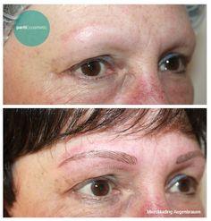 Microblading Augenbrauen,Härchenzeichnung, Permanent Make-up von Pariti Cosmetic in Hessen & NRW