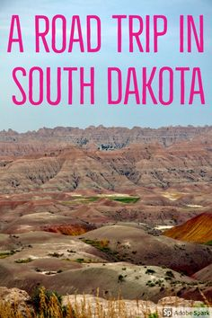When Brandon and I visited these areas in 2013, we made it part of a cross-country road trip. After visiting Colorado, we headed north into Wyoming and back home through South Dakota. Here I pres…