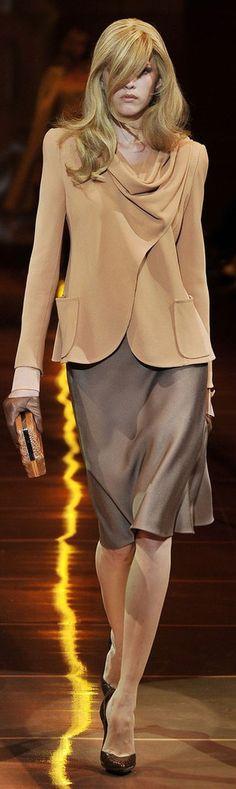 Armani Privé Couture.Desconstruindo Shapes