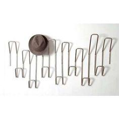 Spacious Hat Coat Rack