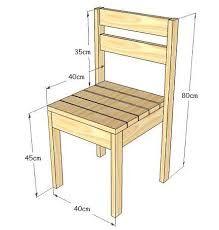 Resultado de imagen para como hacer sillas con palets