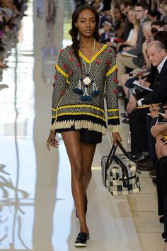 Tory Burch S/S 2013 New York - the Fashion Spot