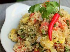 Ensalada de Quinoa, pollo y pomelo