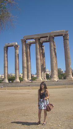 Pilar Uribe - Atenas / GRECIA Brooklyn Bridge, Travel, Athens Greece, Viajes, Destinations, Traveling, Trips