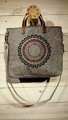 Mana mana handmade bag