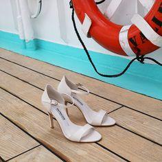 pura y elegante con un fino brillo Satén zapatos de novia de salón hs 77