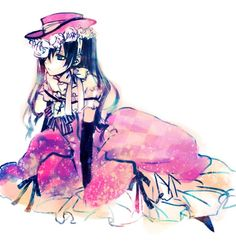 Ciel Phantomhive, I had this as my icon once on an other website ^-^