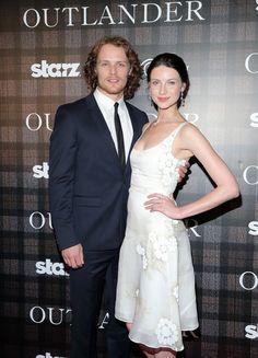 Sam Heughan Photos  - 'Outlander' Screening in NYC - Zimbio