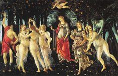 Botticeli - La Primavera