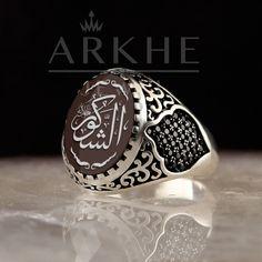 eş-Şekûr Yazılı Erkek Yüzük - Arkhe Jewel Diamond Jewelry, Rings For Men, Handmade Jewelry, Tattoos, Blog, Diamond Jewellery, Men Rings, Tatuajes, Handmade Jewellery
