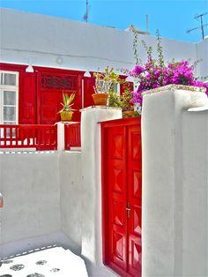 Mykonos,Greece Mykonos Greece, Affair, Spaces, Blue, Greece