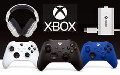 New Xbox Core Pack accessories for Xbox Series and Xbox One consoles. Xbox One Console, Xbox One Games, Consoles, Core, Packing, Accessories, Bag Packaging, Console