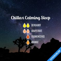 Chillax Calming Sleep - Essential Oil Diffuser Blend remedies for anxiety remedies for sleep remedies high blood pressure remedies simple remedies sinus infection