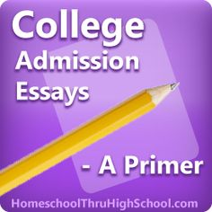 Writing college admissions essay vocabulary