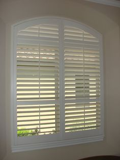 Eyebrow Shutters. Real nice classic look for your home