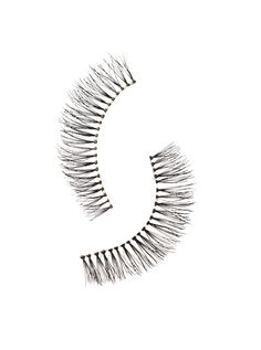 The secret to faux-looking lashes? We have it; and it's SHOCKING. See the how-to here.
