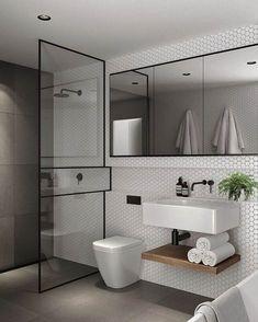 Here are the Small Scandinavian Bathroom Design Ideas. This article about Small Scandinavian Bathroom Design Ideas was posted under the … Bathroom Mirror Design, Modern Bathroom Design, Bathroom Interior Design, Bathroom Faucets, Master Bathroom, Bathroom Small, White Bathroom, Bathroom Designs, Small Elegant Bathroom