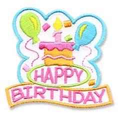 3130 - Happy Birthday - Snappy Logos
