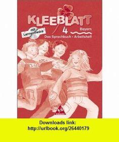 Kleeblatt. Das Lesebuch/Das Sprachbuch 4. Arbeitsheft mit Lernsoftware. (9783507408265) Mark Lutz , ISBN-10: 3507408260  , ISBN-13: 978-3507408265 ,  , tutorials , pdf , ebook , torrent , downloads , rapidshare , filesonic , hotfile , megaupload , fileserve