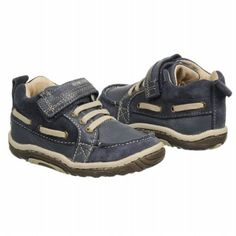 Stride Rite SRT Toby Tod Shoes (Navy) - Kids' Shoes - 5.5 W