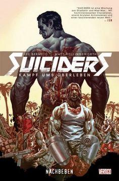Suiciders - Kampf ums Überleben (Band 1) 3.5/5 Sterne
